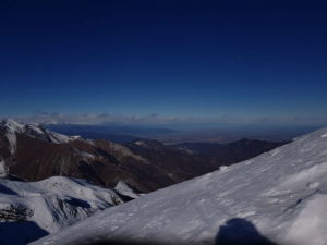La Piana vista dal Monte Creusa