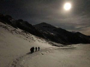 Illuminati dalla Luna
