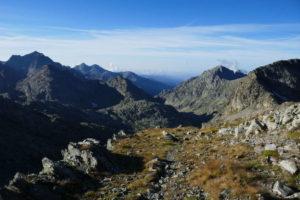 Passo di Pagarì 2819 mt