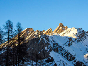 Profili dell'alta Valle Varaita