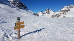 Col de la Gipiere 2482 mt