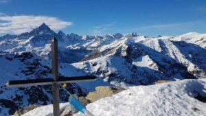 Panorama dalla Punta Ostanetta 2375 mt