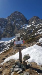 Colle di Chiosso 2430 mt