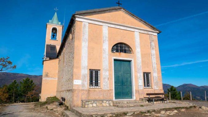 La-facciata-principale-del-Santuario